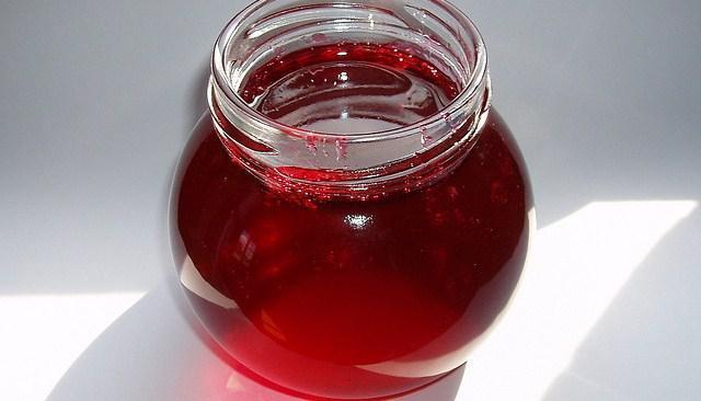 Сок из ягод лимонника