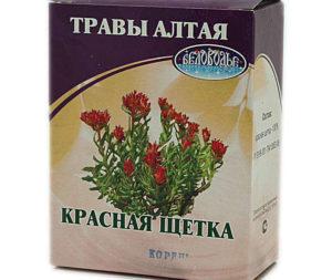 Красная щетка для мужчин - аптечные препараты